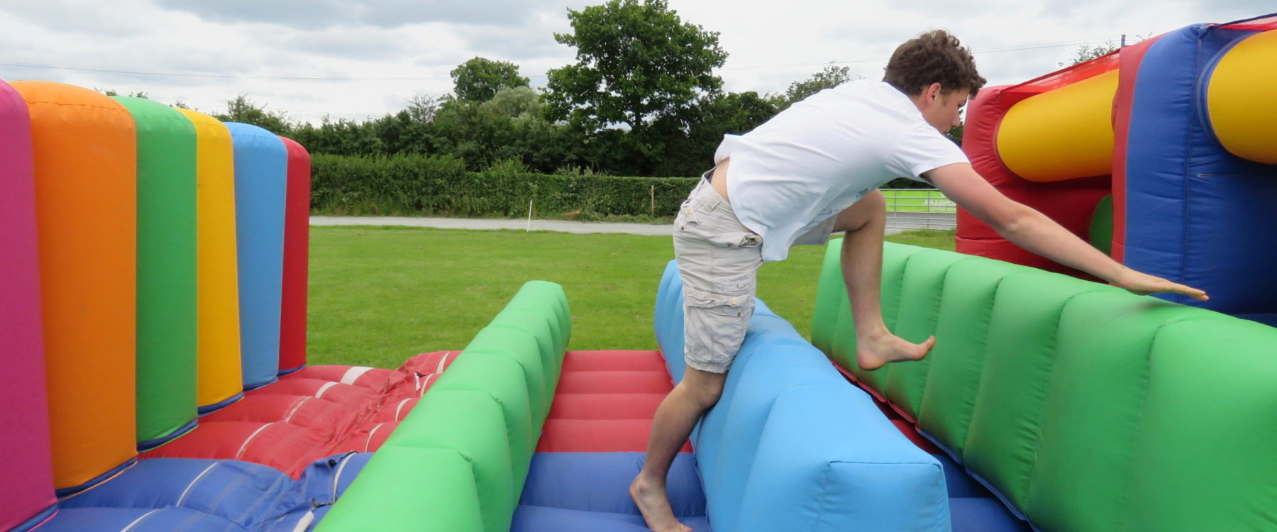 obstacle Course for hire