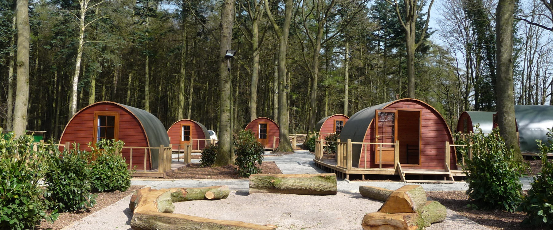 Glamping Village for exclusive hire