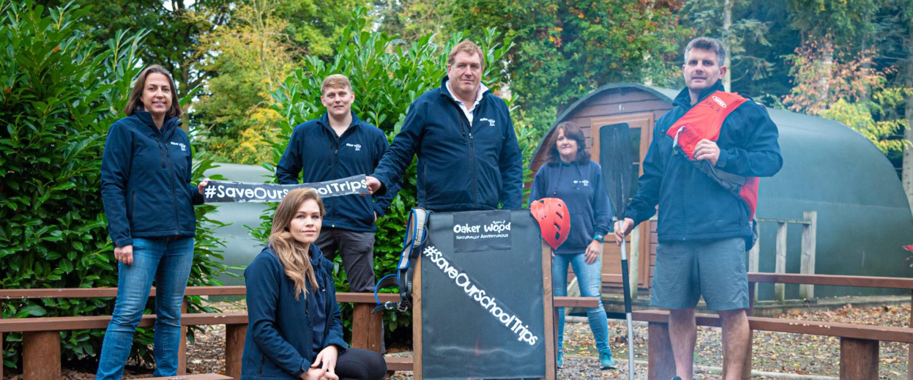 Oaker Wood meet the team