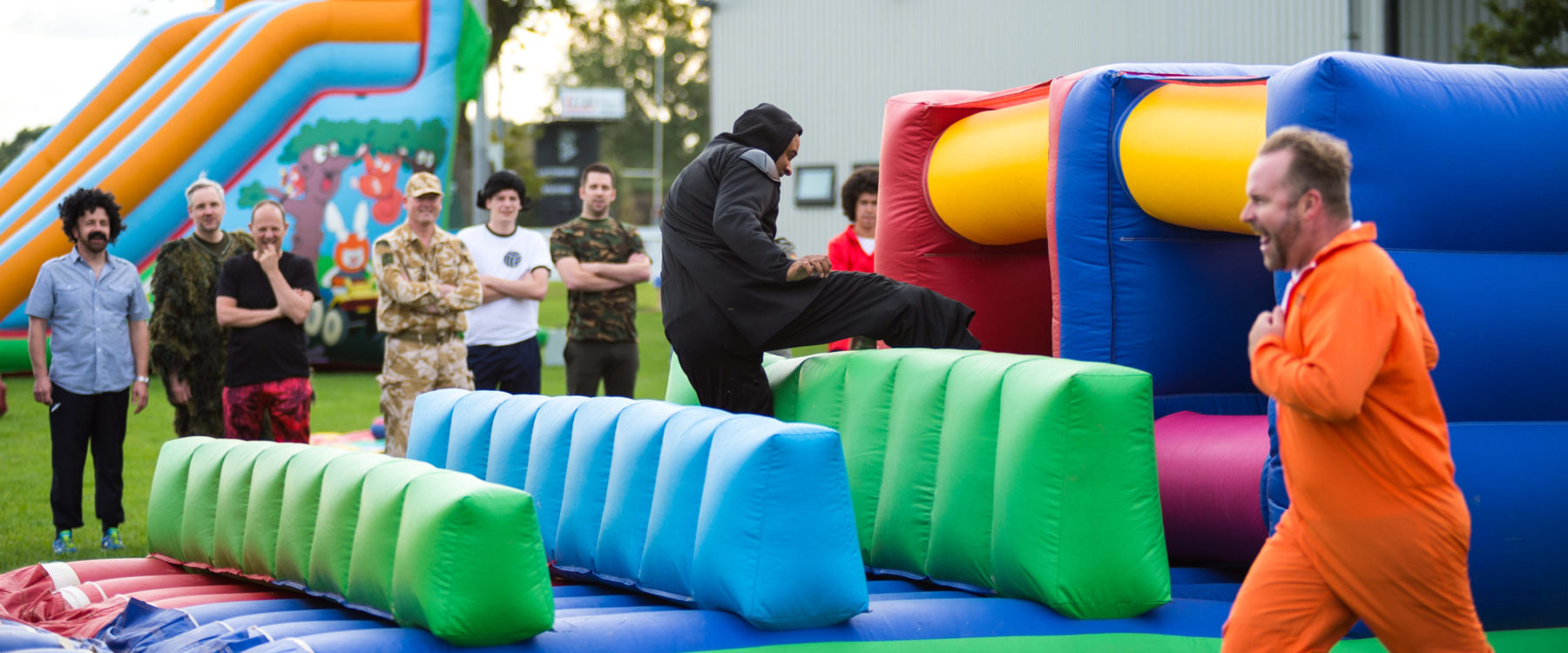 INflatables obstacle courses fore hire